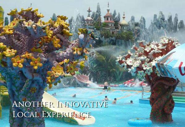 Suoi Tien amusement park tour Ho Chi Minh