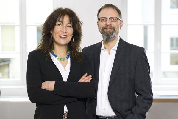 Druckbunt GmbH- Doris Schönhoff, Dirk Krüger
