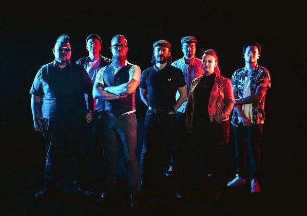 """Anlässlich der Veröffentlichung des neuen Albums """"From Here"""" steht im Oktober mal wieder eine größere Deutschland-Tour von New Model Army an. Gigs spielt die britische Alternative-Rock-Band unter anderem in Freiburg, Stuttgart und München. Foto: Promo"""