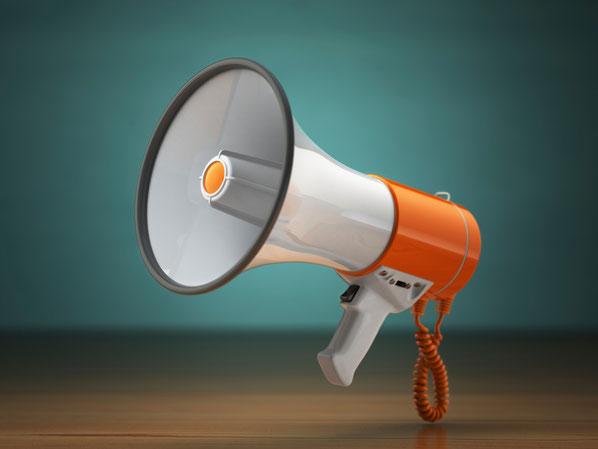Die Hauptaufgabe der Marketingkommunikation: sich mit treffsicheren Botschaften bei den Zielgruppen Gehör verschaffen, Interesse wecken und den Verkaufsprozess begünstigen.