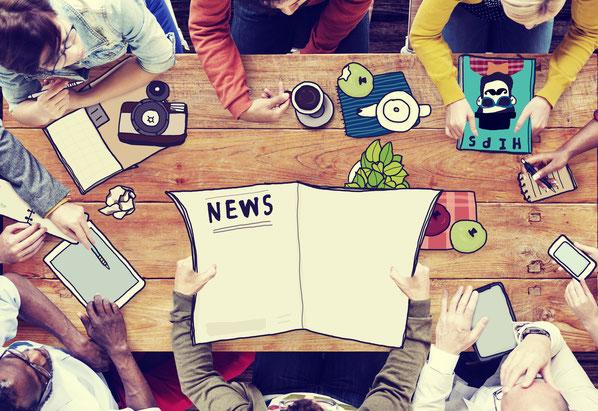 Alle Kommunikatoren an einem Tisch: Tägliche Redaktionssitzungen halten in Unternehmen Einzug