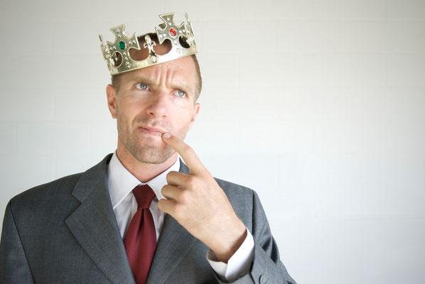 «Der Kunde ist König» wird von Unternehmen immer öfters neu ausgelegt.
