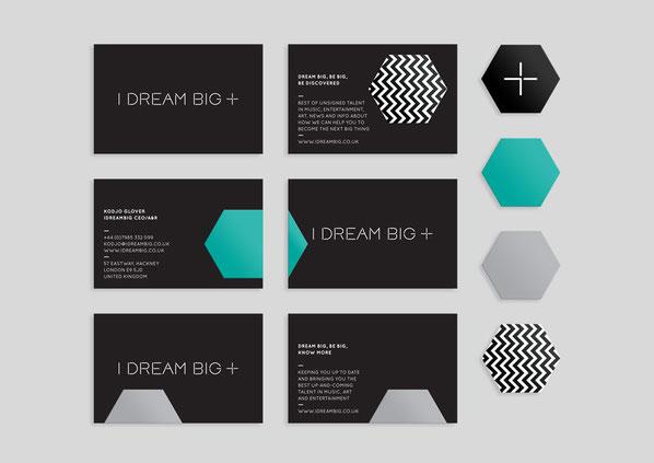Formen, Linien, Anschnitte - aber auch Kurven, Motive, Farbverläufe: Gestaltungselemente geben einem Corporate Design Tiefe.