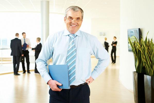 CEO-Kommunikation: Ein guter Geschäftsführer weiss um die Bedeutung seiner Auftritte vor den Mitarbeitenden.