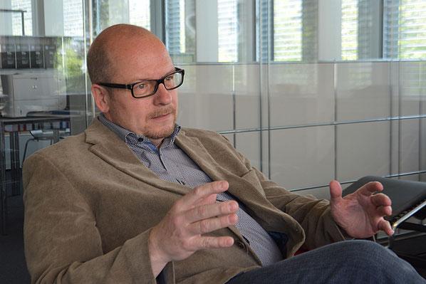 Ralf Stöckli: Initiator, Inhaber und Umsetzer von gutkommuniziert.ch