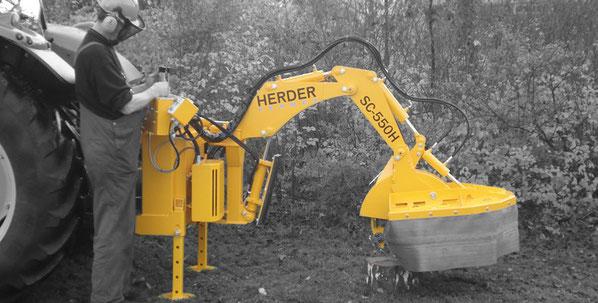 HAFERA.de - Herder Fermex SC 550 H