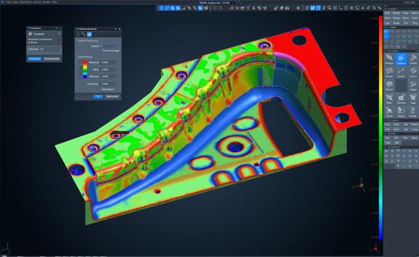 Konstruktion Werkzeugbau CAD CAM