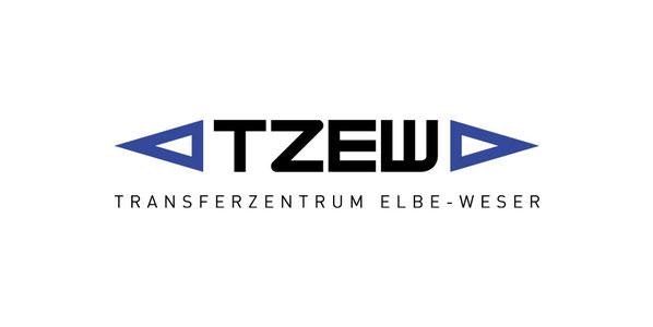 Logo: TZEW Transferzentrum Elbe-Weser