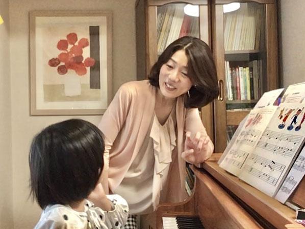ようこそ♪田上ピアノ教室へ!