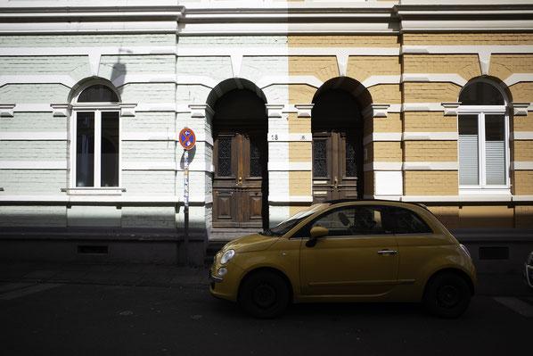 Bonn, Fineart, Ricoh, Ricoh GRiii, GRiii, GR3, Fineart Bonn, La Bonn heure, Fiat 500, Altstadt