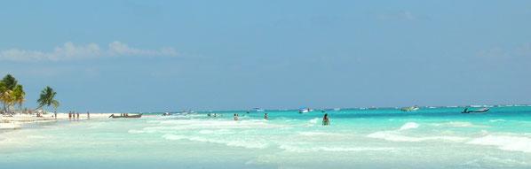 Für Strand- und Meerurlaub ist meist kleines Gepäck angesagt - es sei denn das Surfbrett soll mit... (Foto Jörg Schwarz)