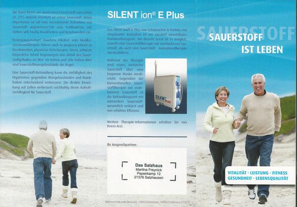 Salzhaus Salzhausen Sauerstoff-/Ionisations-Therapie