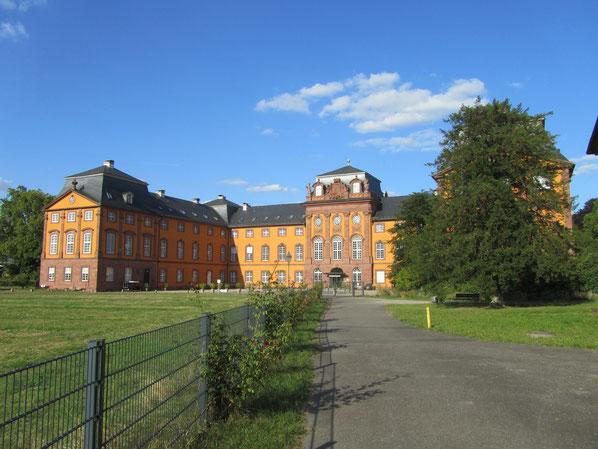Schloss Löwenstein in Kleinheubach © Simon Ernst