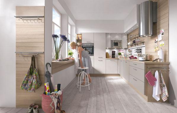 Küchen - Küchen Spannrad
