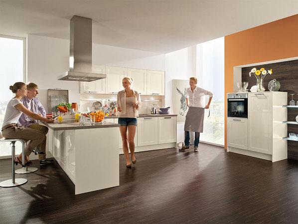 Inpura Küche Beispiel