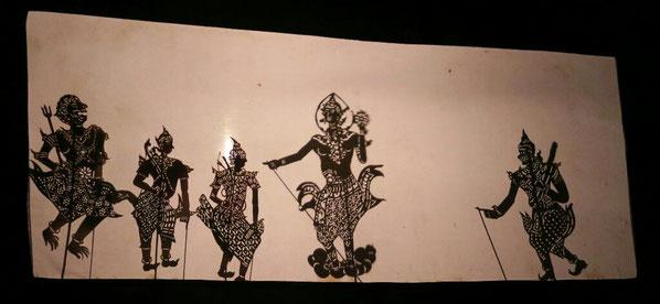 Théâtre d'ombres de Champasak