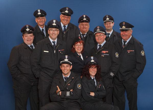 Vorstand des Feuerwehrverband Wetzlar e. V.