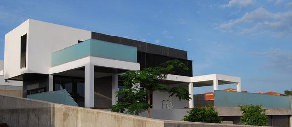 Villa Granadas II - obra  terminada