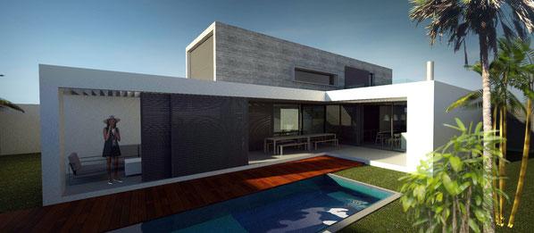 Villa Granadas III - próxima construcción