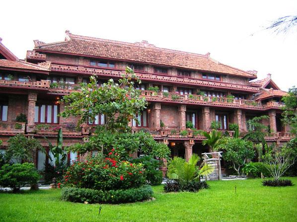 Khách sạn Sầm Sơn ở bãi tắm C