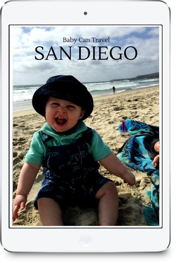 Free San Diego Guide - Baby or Toddler