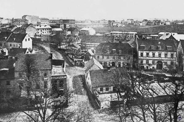 Schöneberg und sein erstes Rathaus.