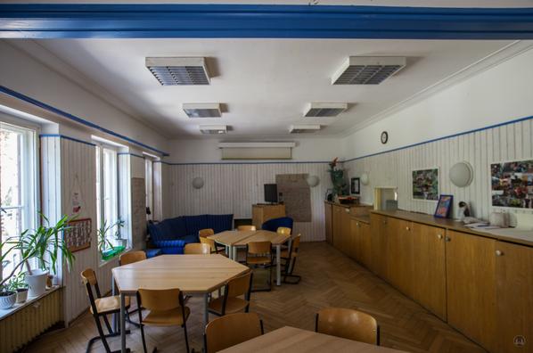 Lortzingclub in Berlin - Lichtenrade. Raumteil Ostseite