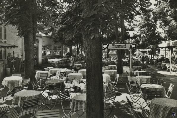 Restaurant Schildhorn als Wienerwald.