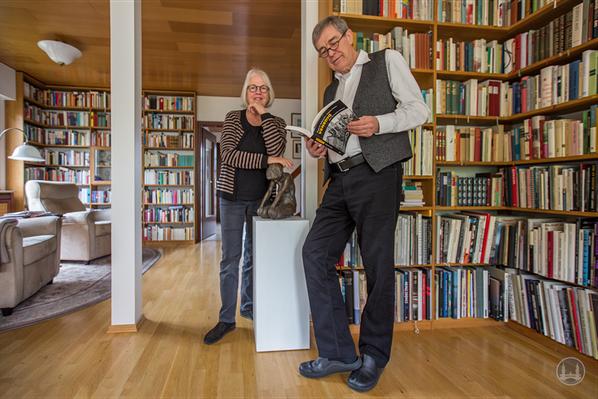 Berlin, Lichtenrade, Angelika und Bernd Fischer, Edition A. B. Fischer