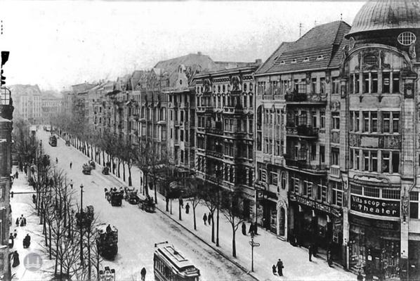 Das Moviemento am Kottbusser Damm 1910.