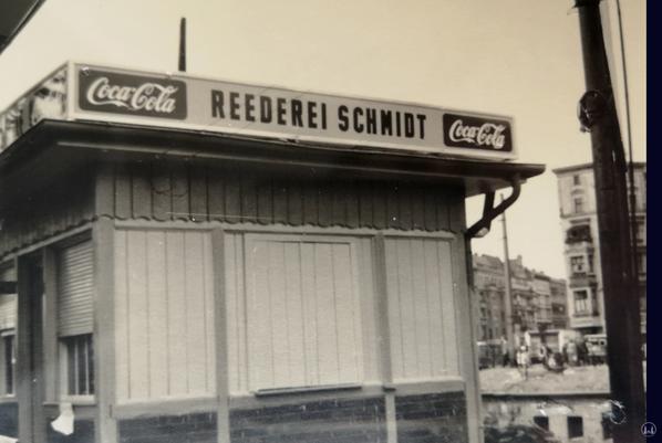 Werbung für Coca-Cola.