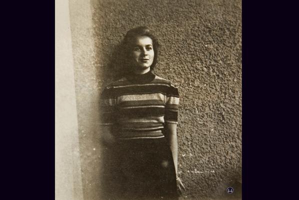 Lortzingclub in Berlin - Lichtenrade. Fotografie der Ruth Baumgarte 1942.
