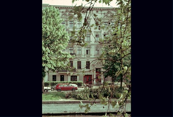 Mein Elternhaus am Planufer in Berlin.