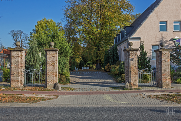 Alte Aula Blankenfelde.