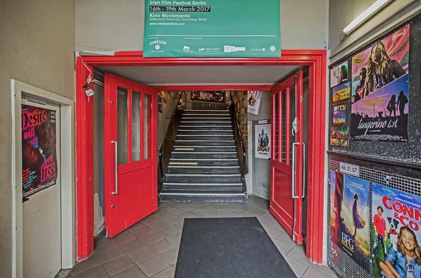 Kino Moviemento Berlin Kreuzberg Kottbusser Damm Eingangstüren