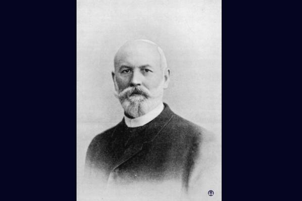 Porträt des Architekten Wilhelm Boeckmann