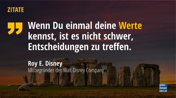 Zitat von Roy E. Disney