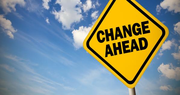 Bereit sein, bevor sich der Himmel verdunkelt: mit Change Management kann ein Unternehmen sich bietende Chancen effizient ausnutzen.