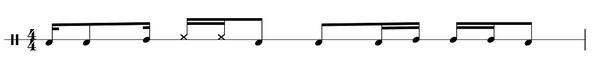 Cajon Rhythmen lernen in drei einfachen Schritten Groove 1