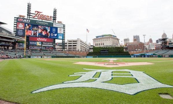 Il Comerica Park (Ed Mauer for Crain's Detroit Business)
