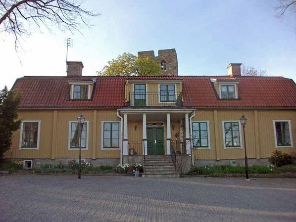 Das Gemeindehaus in Sigtuna