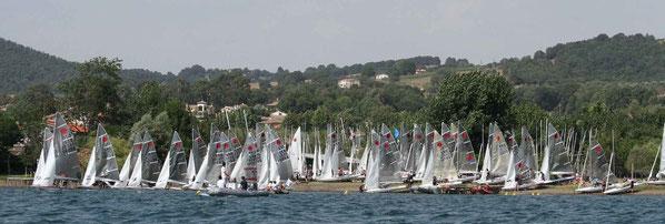 Il Campionato europeo del 2012 allo YCBE