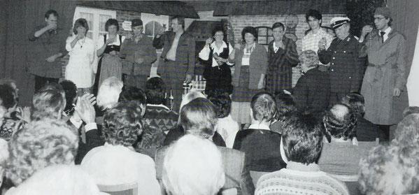Theatergruppe im BV