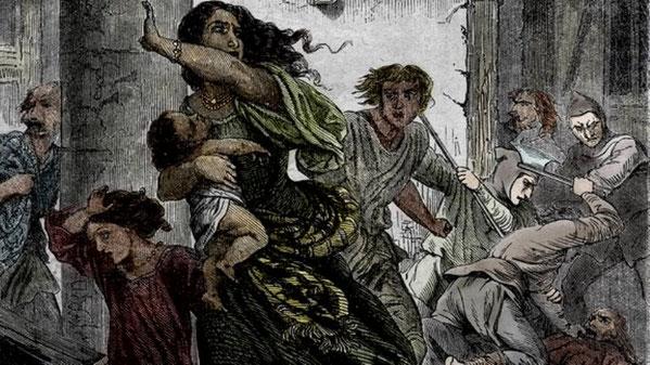 Jødeforfølgelser i middelalderens Europa