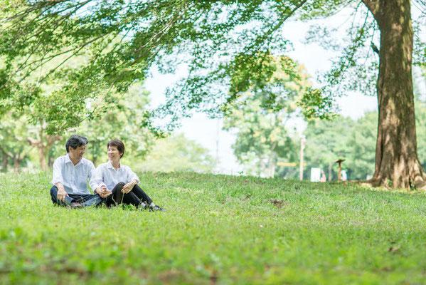 練馬区 城北中央公園 家族写真 出張撮影 料金格安