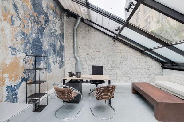 Rénovation de bureaux dans l'Oise par Vice Versa
