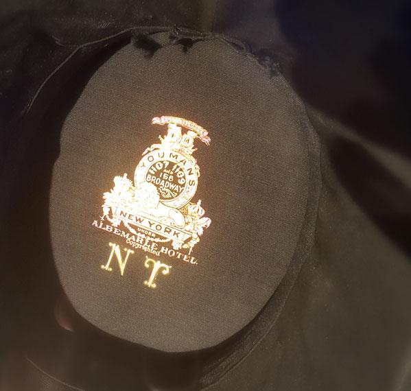 На заказ выполненная шляпа