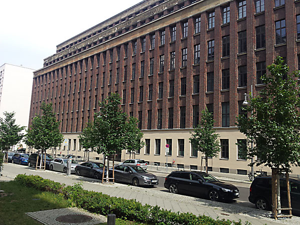 Polizeiabschnitt Keibelstraße Berlin