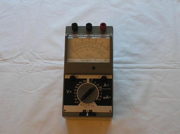 Metrawatt  Vielfach Messgerät Typ. Unigor 1 S