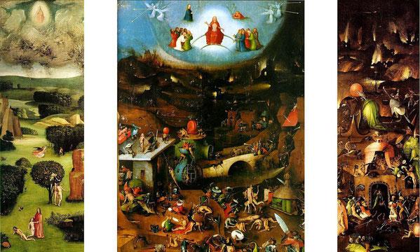 Страшный суд - самые известные картины Иеронима Босха